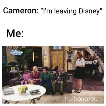 """Geri Sykes on Instagram """"Oh my gosh this is hilarious and so true. Credits to @_.truthanator._ thank you for making me laugh 😂😂😂 CameronBoyce T..."""