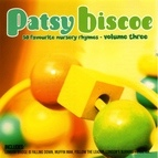 Patsy Biscoe альбом 50 Favourite Nursery Rhymes Volume 3