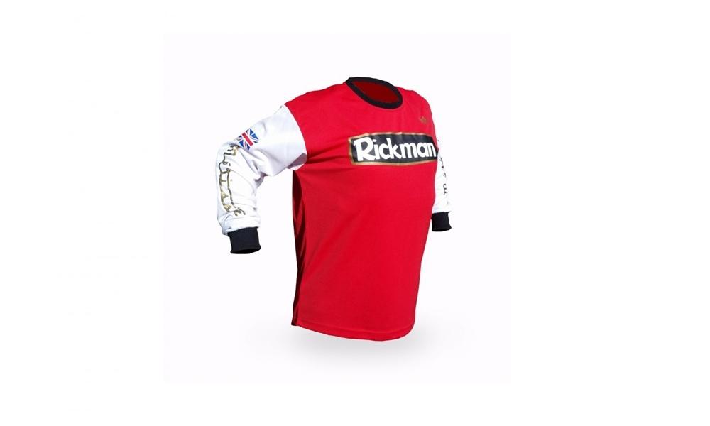Гоночная кофта Rickman Motocross Jersey by Reign VMX