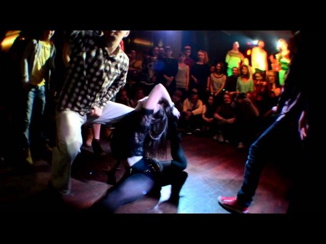 Trash Night Party by ULEY FAM Sexy R'n'B Final Battle