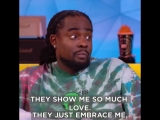 @wale loves @BTS_twt and BTSARMY i love an intellectual TRL