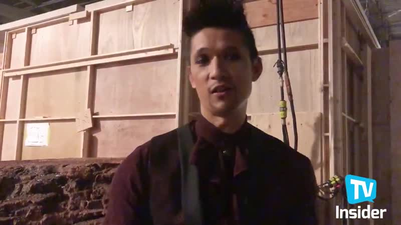 Shadowfam, this is a tearjerker! @HarryShumJr says goodbye to the fans and this incredible