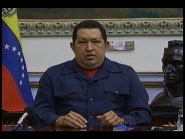 Comandante Eterno: ¡Elijan a Nicolás Maduro como presidente!