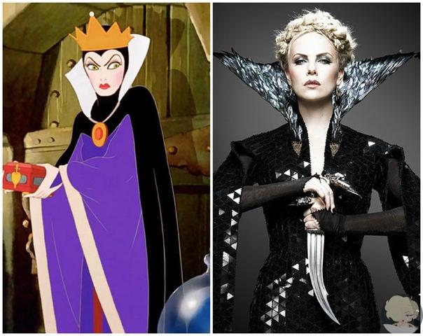 7 легендарных злодеек «Диснея» против гениальных актрис: кто коварнее