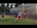 Футбол в Томске