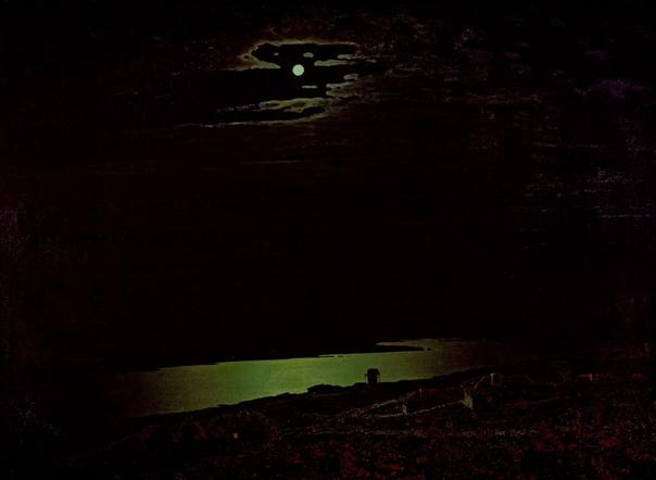 Факты из жизни великого живописца. «Лунная ночь на Днепре» Куинджи.«Иллюзия света была его богом, и не было художника, равного ему в достижении этого чуда живописи», так писал о Куинджи его друг