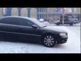 Как завести машину Audi A8 в мороз -32 с Энвиротабс от компании Гринфут Глобал