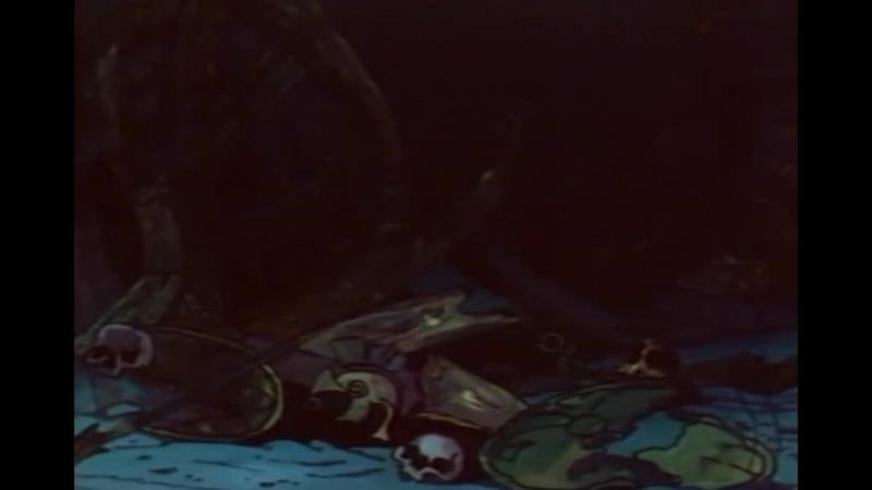 Легенды и мифы древней греции.1969-1986 Мультфильмы СССР