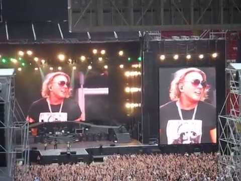 Guns n Roses in Moscow 2018 - Welcome to the Jungle