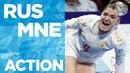 Montenegrin teamwork at the very, very best. Pass, pass, pass - goal! | Women's EHF EURO 2018
