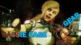 Кэсси Кейдж Вся Экипировка Mortal Kombat 11 Cassie Cage All Gear Mortal Kombat 11