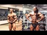 Ulisses Jr &amp Simeon Panda Bodybuilding Motivation