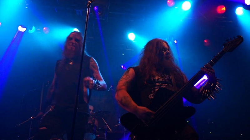Cavus at SteelChaos 09.11.2018 Nosturi Helsinki