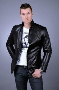 f1a52693501 Мужские кожаные куртки