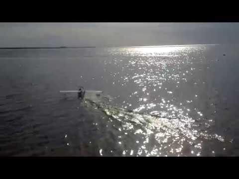 гидросамолёт IONA морские испытания