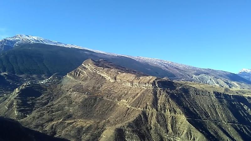 Красота Ахвахского района, ноябрь 2018   туризм в Дагестане