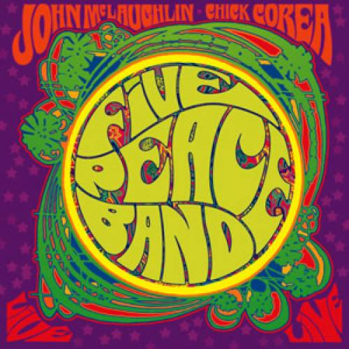 John McLaughlin & Chick Corea / Five Peace Band Live