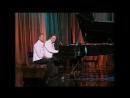 Михаил Задорнов, Брендон Стоун - дуэт за роялем - «Я люблю Америку» (М. Задорнов