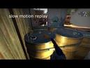 AZR's POV to TiziaN's flickshot slow motion