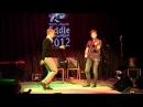 Nic Gareiss Caoimhín Ó Raghallaigh @ NAFCo Festival Club 2012