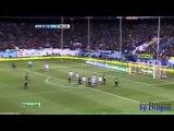 Messi, Free Kick, Atletico - Barcelona,Vine by Dragon