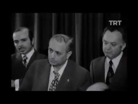 Ecevitin Kıbrıs Barış Harekatı Konuşması 1974