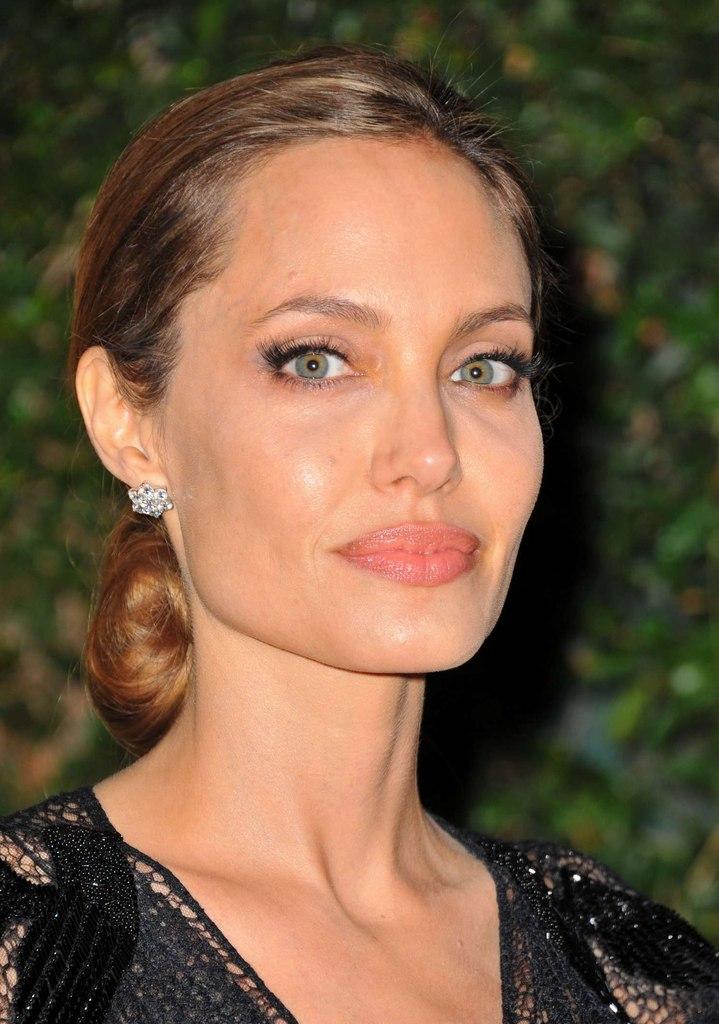 Анджелина Джоли на AMPAS Governors Awards 2013