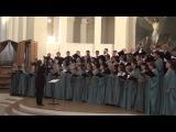 Академический хор им.А.И.Крылова СПбГТИ(ТУ). 4.11.13г (1)