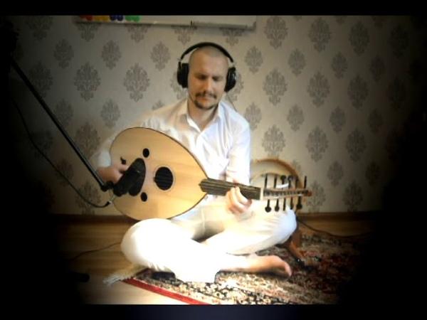 Slavik - Oud Love(Part 2) Ethnicmeditation music world musicOud les gardiens du silence
