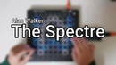 Alan Walker The Spectre Phantom Launchpad cover Unipad ver