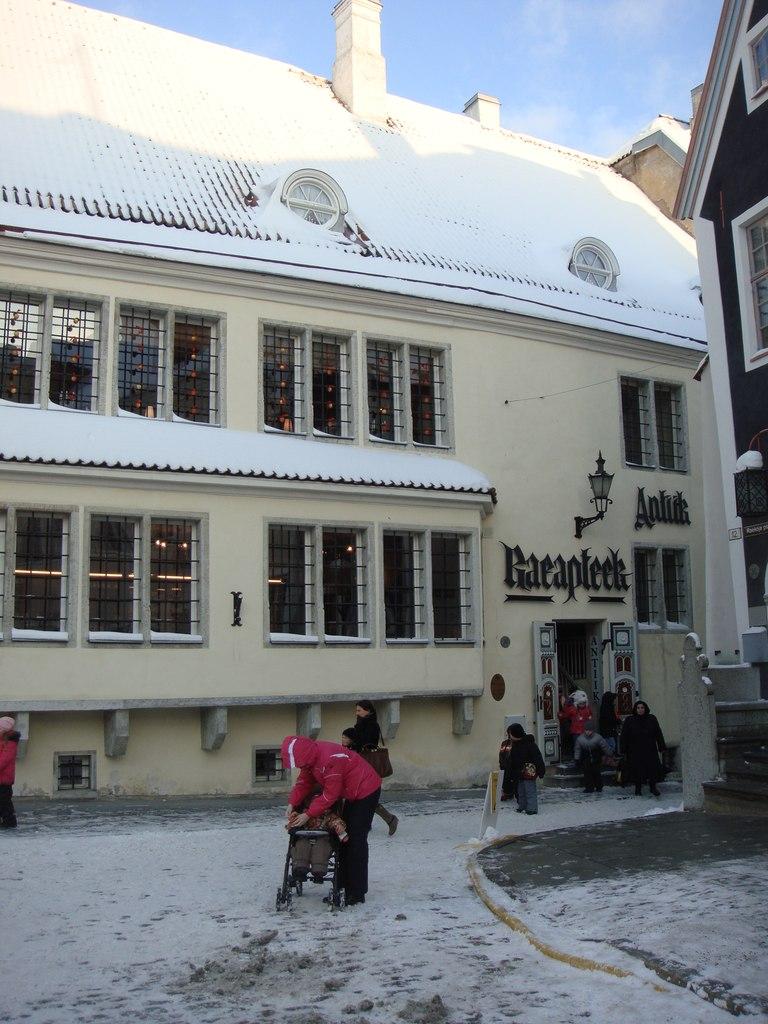 Кабинетный стимпанкер в Таллине (Фото 12)