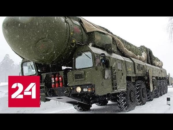 Паника в Киеве! Путин подогнал Искандеры к границе Украины. 60 минут от 13.12.18