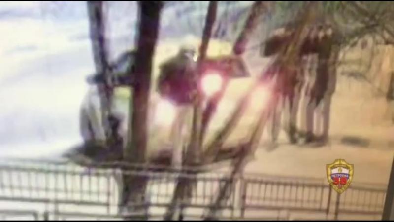 На юго-востоке столицы задержан подозреваемый в кражах