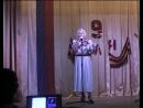 Крылова песня Огонек Концерт в районном городе Бондари Тамбовской области 2018 г