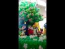 92000 шаров Красная Площадь Анапа