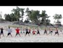 Балтийская коса 2018 учебно тренировочные сборы по каратэ под руководством С В Сизова 7 Дан