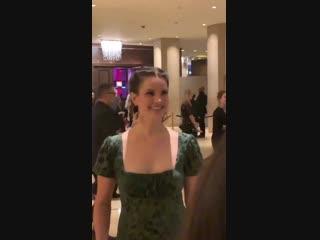 9 февраля 2019: Лана на гала-вечере «Salute To Industry Icons», организованном перед церемонией «Grammy»