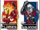 Calgary Flames 🆚 Colorado Avalanche