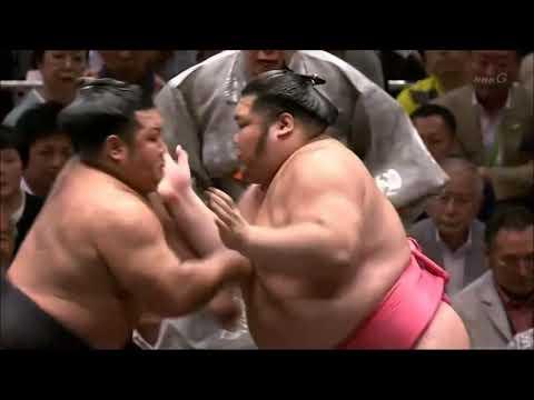 Sumo -Natsu Basho 2018 Day 5, May 17th -大相撲夏場所2018年 5日目