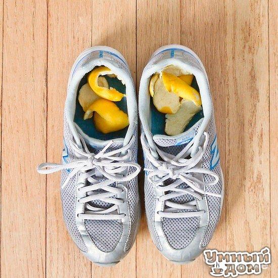 Как избавиться от неприятного запаха в кроссовках Иногда любимая и совсем еще не старая спортивная обувь источать неприятный запах, чем очень огорчает своего владельца. Однако не стоит переживать, если вы столкнулись с этой проблемой. Проверенные народные рецепты в нашей статье подскажут вам, как избавиться от запаха в кроссовках. Убрать неприятный запах пота вам помогут совсем простые подручные средства, которые, без сомнения, найдутся у вас дома. пробежка Сода Избавиться при помощи этого…