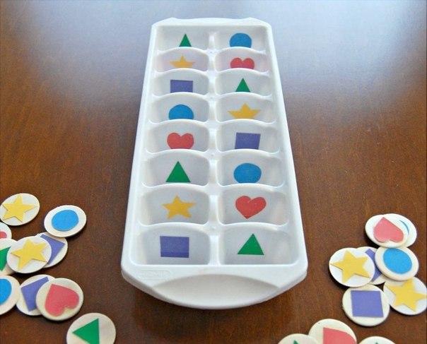 Развивающие игрушки своими руками для детей 4-5 лет фото 98
