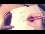 Как умножают японские школьники. Круто)))
