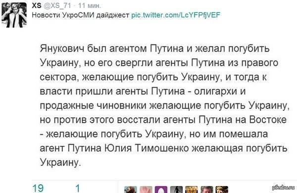 Янукович как зеркало русской эволюции - Цензор.НЕТ 1863