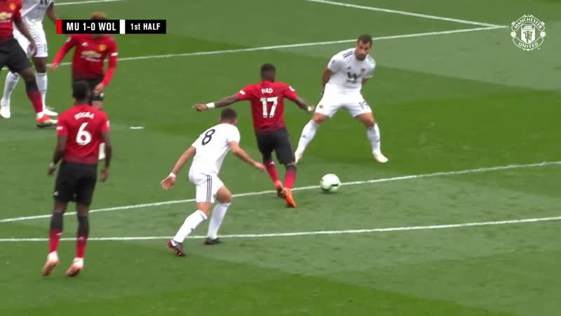 Манчестер Юнайтед - Вулверхэмптон 1:1 | 22.09.2018