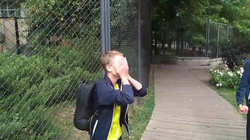 Вильгельм Телль псковского розлива