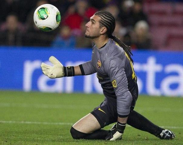 У Барси можуть виникнути серйозні проблеми з воротарем.