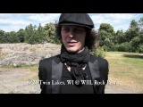 HIM Ville Valo Promo for Twin Lakes - Rock Allegiance Tour 2013 HD