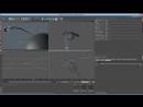 Начало работы с CINEMA 4D, часть 16_ Введение в освещение