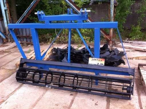 Устройство гидравлической системы трактора МТЗ-80.