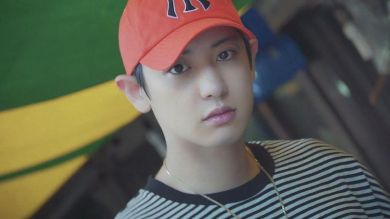 [MLB] EXO x MLB 2018 F/W - CHANYEOL